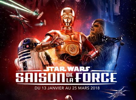 La saison de la Force Star Wars