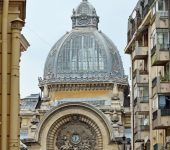 Citytrip Bucarest