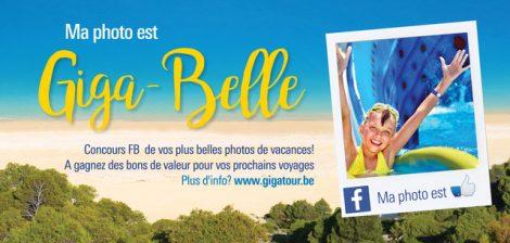 Concours photos Gigatour