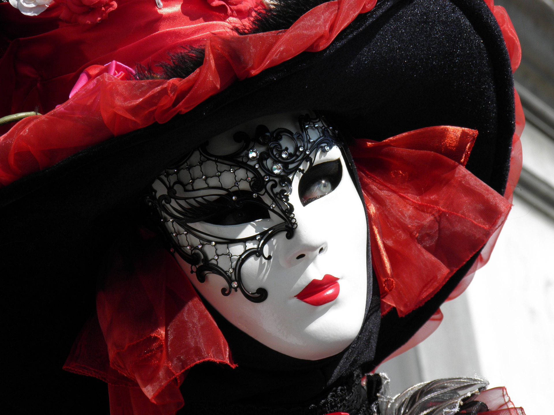 La cité des masques