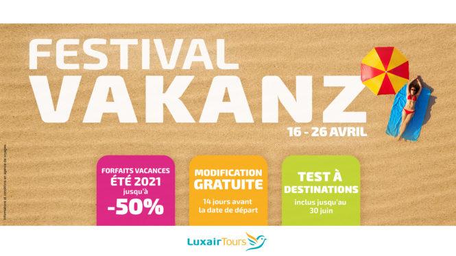 Festival Vakanz plage
